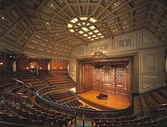 Inside the New England Conservatory of Music