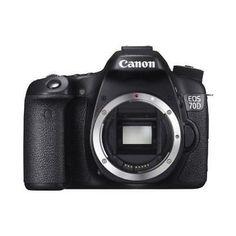 Canon EOS 70D DSLR Camera Body SHIP FREE