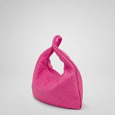 "Shock Intrecciato Nappa Veneta Inspired by the shape of the timeless hobo, the traditional Veneta is a signature element of Bottega Veneta's handbag collection.Dimensions:16.1"" W x 16.9"" H x 1.2"" D"