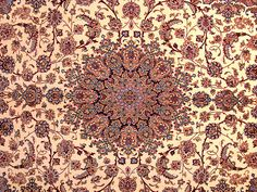 MANDALA IN PERSIAN CARPETS by HORIZON on Flickr.