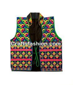 Fashion Wear Navratri Jacket Koti/shrug-2017 Latest Fashion Navratri Jacket Koti