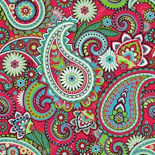 Resultado de imagen para Seamless Paisley Pattern