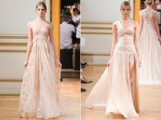 Zuhair Murad Fall 2013 Couture Collection Themed Enchanted Forest