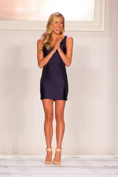 Kristin Cavallari Puts on an NFL-Themed Fashion Show and We Talked To Her About It