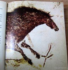 Die Höhlen der großen Jäger – Hans Baumann – Höhlenmalerei