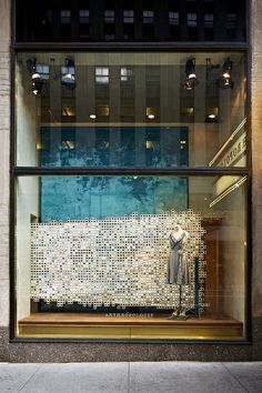 """Holiday 2011 Windows by anthropologie+you"""