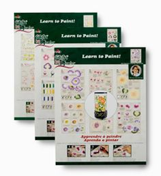 FolkArt ® One Stroke™ Worksheet Packs  #Plaidonline.com #ChristmasCraftWishList