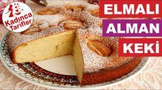 Elmalı Alman Keki Nasıl Yapılır |  Alman Kek Tarifi | Kolay Kek Tarifler...