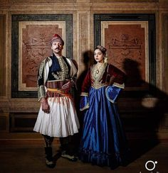 Mediterranean People, Beauty Around The World, Fantasy Books, Traditional Outfits, Greek, Costumes, Couples, Painting, Inspiration