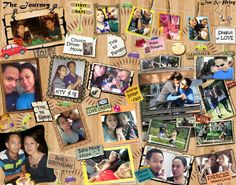 Our Journey - a month of friendship, courtship and to being in a relationship <3