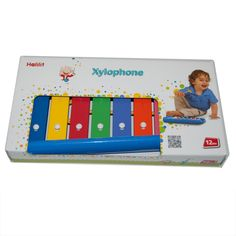 Girls age 1 love to be noisy so they will enjoy this Halilit Baby Xylophone. With bright colours and a stick to bash with they will have hours of fun. This is a fab gift for budding musicians.