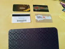 Not your every day texture of business cards