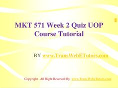 TransWebeTutors helps you work on MKT 571 Week 2 Quiz UOP Course Tutorial and assure you to be at the top of your class. You Working, Courses, Fails, Tutorials, Make Mistakes, Wizards, Teaching
