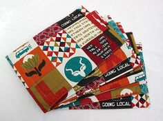 Love RSA Placemats - Set of 6