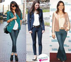 Celebs de Calça Jeans