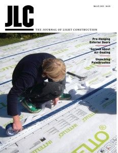 Cover of 2015 JLC Magazine with article by Indigo Ruth-Davis (click image)