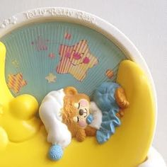 Image of Boite A Musique Fisher Price Vintage Teddy Beddy Bear