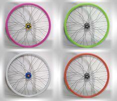 Gorgeous & Amazing Bicycle Wheel Design