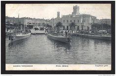 Pirée torpilleur Grecs       www.delcampe.fr/fr/collections/cartes-postales/grece/cpa-grece-piree