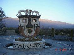 Pachamama's museum. Salta. Argentina