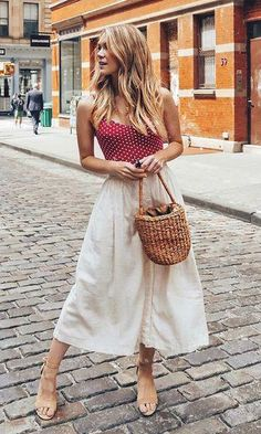 Planning the Summer Wardrobe – Kammy Almeida – Moda & Beleza – Join the world of pin Style Casual, Casual Looks, Casual Outfits, Cute Outfits, Classy Summer Outfits, Style Outfits, Boho Fashion, Fashion Looks, Fashion Outfits