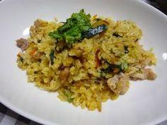「インド風パンプキン&ポパイチャーハン」あじよし   お菓子・パンのレシピや作り方【corecle*コレクル】