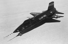 North American X-15 NASA/USAF Rocket Plane Project got a test plane to 67 miles in altitude and got all program pilots astronaut  status who exceeded 50 miles.  The Space Shuttle Program was made possible by data collected by The X-15.