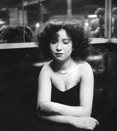 Robert Doisneau, Mademoiselle Anita, 1951 © Atelier Robert Doisneau tag: pearl sexy glamour