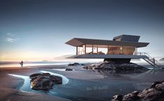 """Check out this @Behance project: """"The Beach House"""" https://www.behance.net/gallery/62498657/The-Beach-House"""