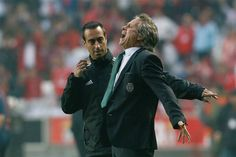 """Benfica 0 - Sporting 3 25OUT2015 - """"Estou rouco... foi uma vitória brilhante"""" - O Jogo"""