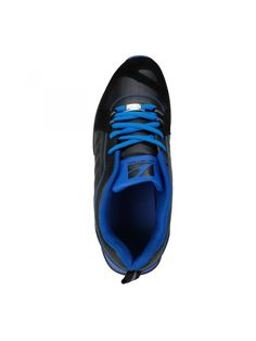 Black Blue Men Sports Shoes - Buy Online Black Blue Men Sports Shoes at Best Price in India. Men Sports Shoes are known for their fun, contemporary design combined with rugged durability that complement your sports and laidback look.