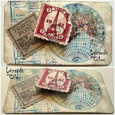 Postage Due stamps - ZOU...... TROISIEME SERIE !