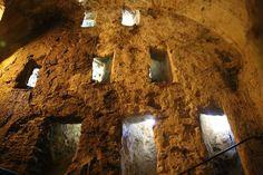 """Poznaj jedną z ciekawszych atrakcji w Rondzie - """"kopalnię wody"""" La Mina."""