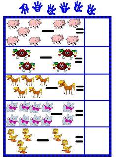 View album on Yandex. Kindergarten Math Worksheets, Preschool Math, In Kindergarten, Writing Worksheets, Math Games, Preschool Activities, Math Addition, Math For Kids, Kids Education