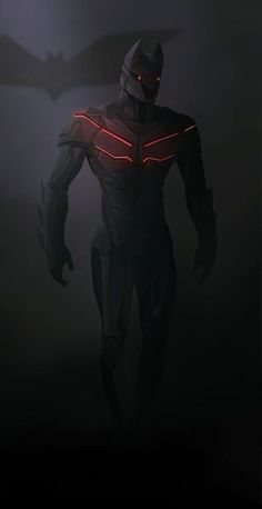 Batman Beyond Redesign
