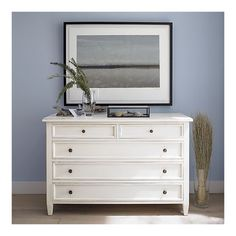 Harbor 5-Drawer Dresser in Dressers, Chests | Crate and Barrel $1200