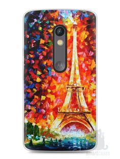 Capa Capinha Moto X Play Torre Eiffel #3 - SmartCases - Acessórios para celulares e tablets :)