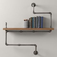 Wall Shelves Industrial Home