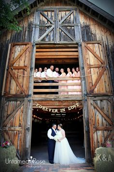 May Wedding At The Harn Homestead