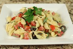 Cold Vegetable Herb Pasta Salad by Rockin Robin - With Bloopers!
