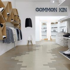 Marmoleum | available at Interiors and Textiles in Mountain View, CA | http://www.interiorstextiles.com/