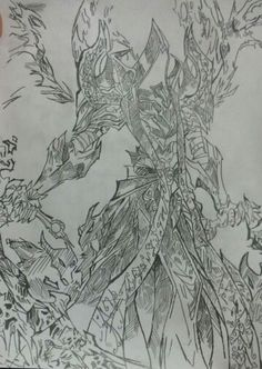 Maltael drawing