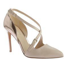 Women's Nine West Earnest Strappy Heel Light /Light (US Women's M (Regular))