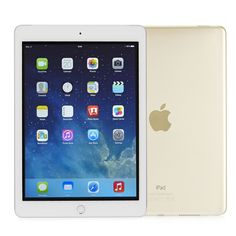 """508386 Apple iPad Pro 12.9"""" WiFi 128GB Storage with 2 Year Tech Support QVC Price: £899.00 + P&P: £6.95 4 Easy Pay instalments of  £224.75, plus P&P in 3 options w £199.00 2 years of tech support This iPad Pro makes even the most complicated work seem simple with its 12.9"""" retina display combined with the incredible iOS 9X operating system and 128GB of storage."""