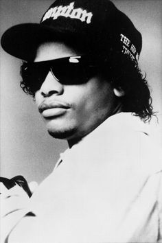 I'm listening to Eazy-E, ♫ on iHeartRadio