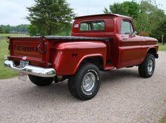 1966 Chevy Stepside 4x4 Pickup