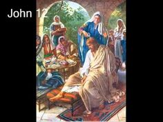 Session 4: Audio version of John 12:1-19. (Stop the video at 2:44)