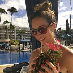 Best last day in Maui ever!!! @brendencsmith #maui #holiday #fairmont #hawaii #HOOKEDUP #pineapplerumyum    #Regram via @elika.in.love