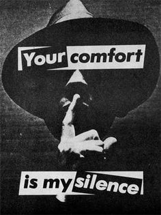 Barbara Kruger interviewed by Richard Prince