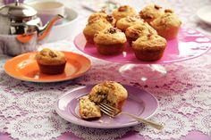 Banaan-honingmuffins - Recept - Allerhande